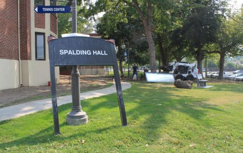 Progress report: Historic Spalding Hall nears completion