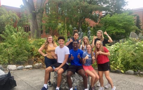 Welcome week brings fun activites to LCSC Warriors