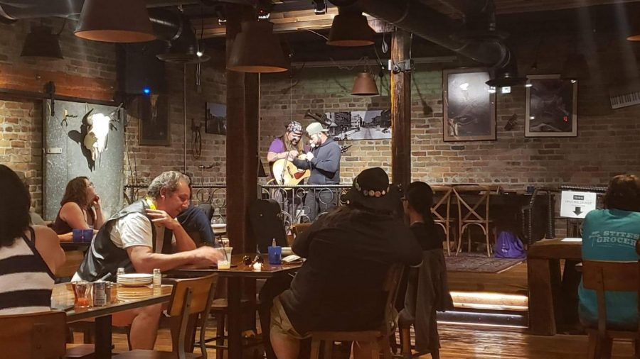 Mystic Cafe encourages LC students for open mic night