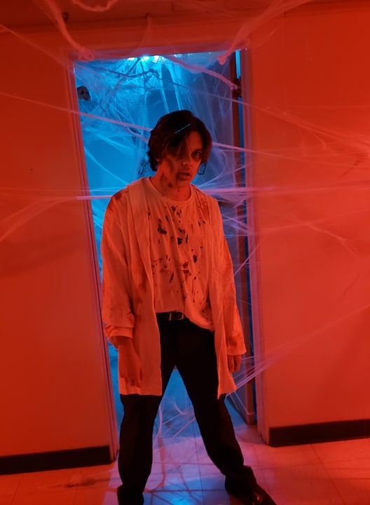 Moscow's $1 haunted house instills fear