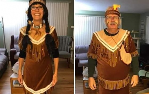 Local Shari's kicks out couple dressed as Native Americans who were making war cries throughout restaurant