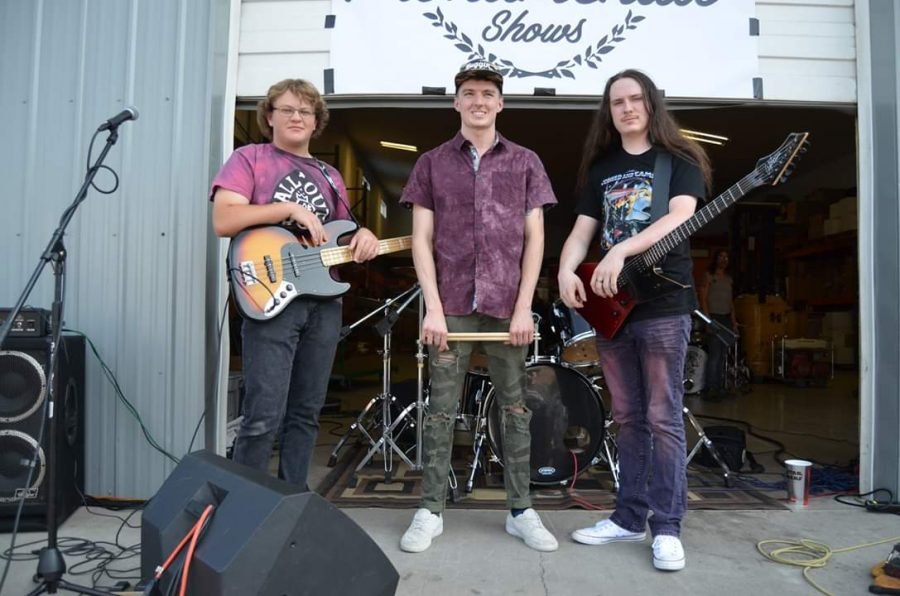 Closer look at an up and coming band from the LC Valley