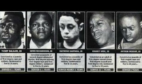 Injustice of the Central Park Five brought into the light