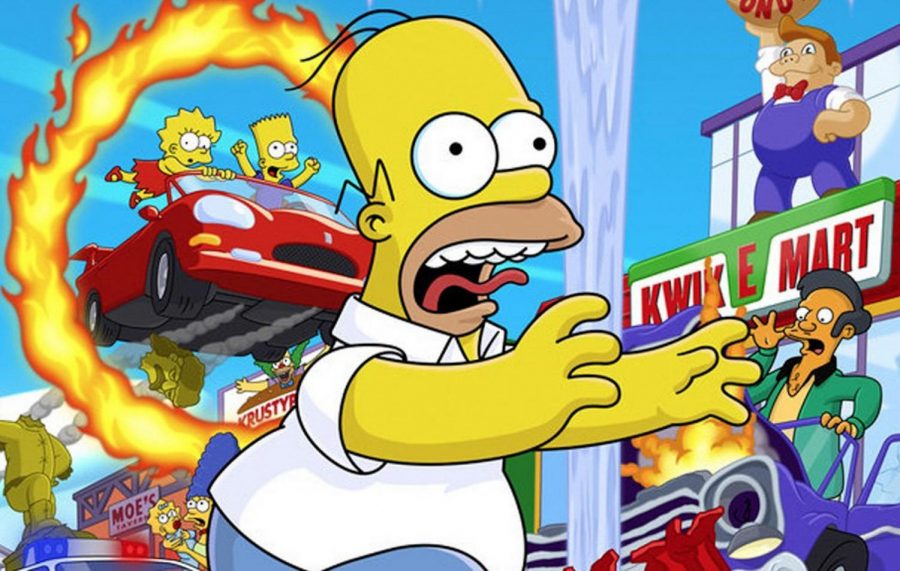 The+Simpsons%3A+Hit+and+Run