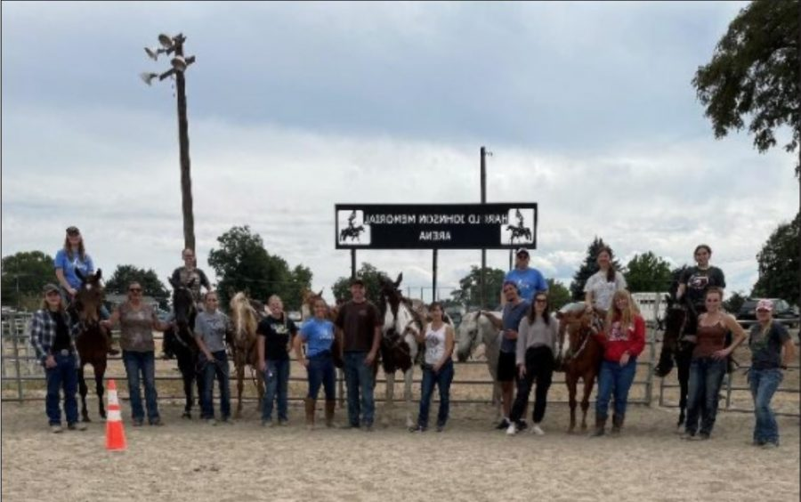Lewis-Clark Rodeo & Equine Club Welcome LC State Students