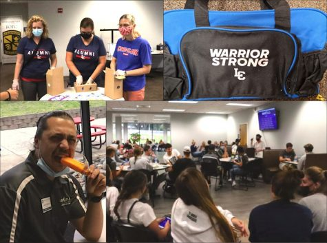 LC State hold first trivia night