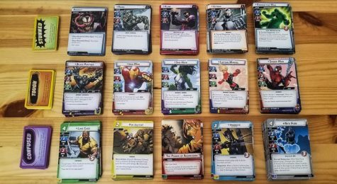 Marvel Champions Card Game Review